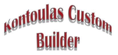 Kontoulas Custom Builder